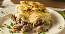 Kartoffel-Hackfleisch-Auflauf